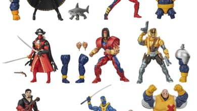 Photo of Hasbro Reveals Strong Guy Legends Wave, Up for Order Now