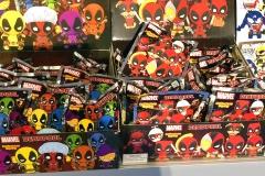 2018 Toy Fair Monogram International Deadpool Collectors Keyrings 01