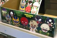 2018 Toy Fair Monogram International Villain Zombies Collectors Keyrings 02